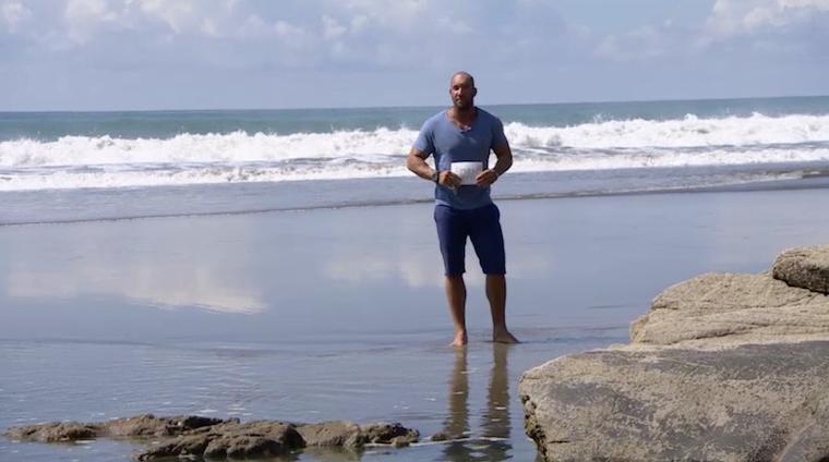 váratlan merevedés a tengerparton az erekció javítása népszerű tanácsok