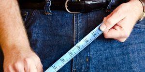 hogyan kell helyesen mérni a pénisz hosszát