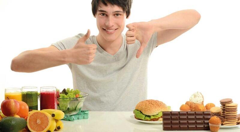 táplálkozás növeli az erekciót
