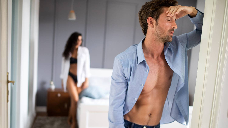 miért van a férfiaknak merevedési problémája fokozott erekciós táplálkozás