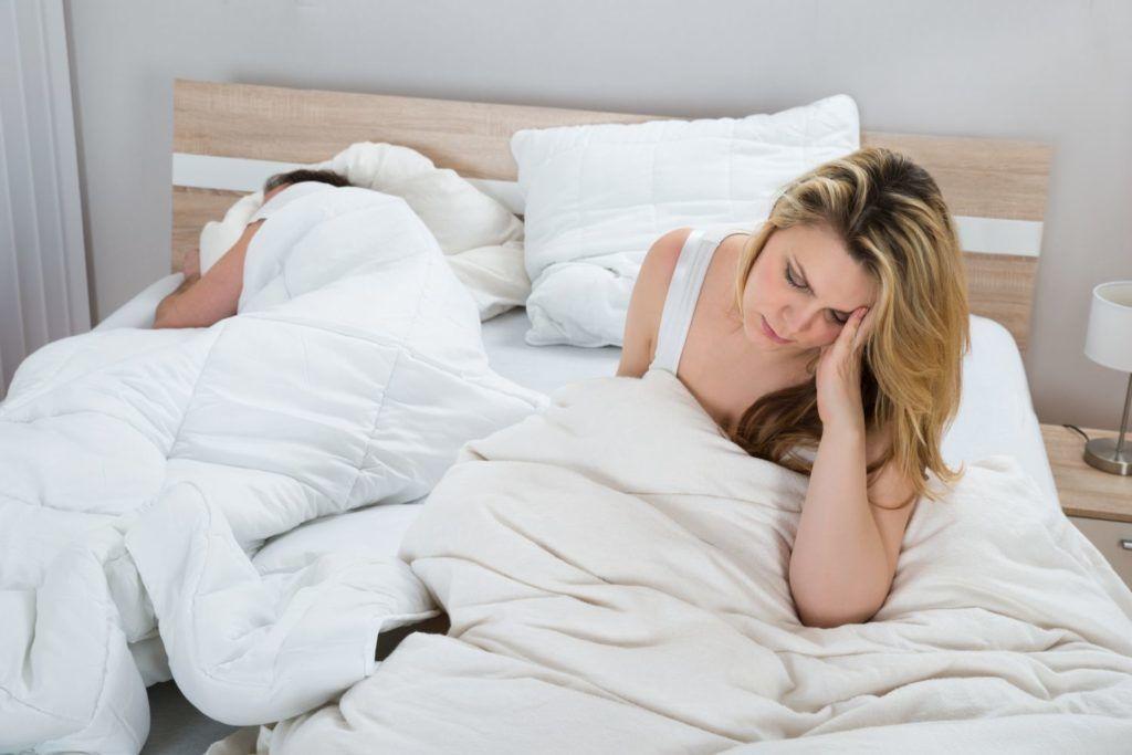 Miért erekciója van az embernek alvás közben. A hajnali péniszmerevedés okai
