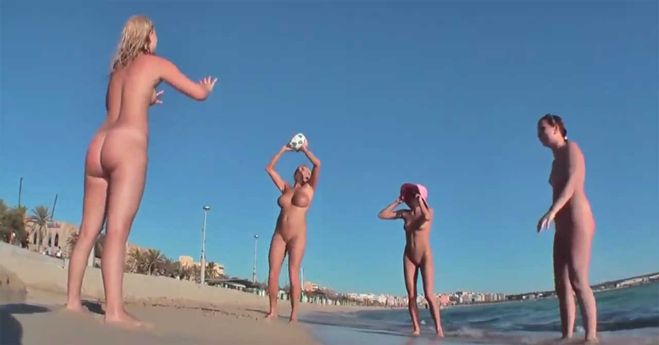 duci egy meztelen tengerparton rendben van)
